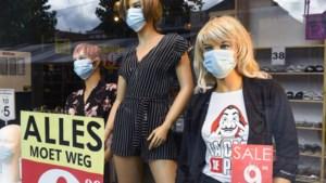 België verplicht mondkapjes in winkels en bioscopen