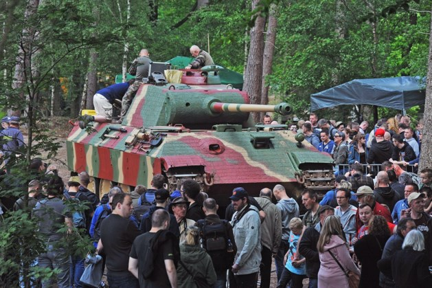 Oorlogsmuseum Overloon: toch geen militracks dit jaar