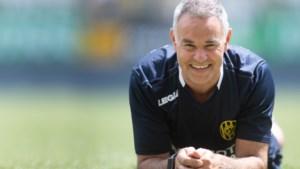 Danny Volkers laat kans bij profclub niet nog eens glippen