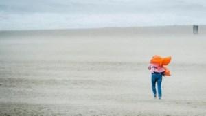 Zomerstorm blijft Nederland bespaard, vrijdag wel onstuimig