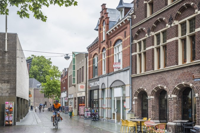 De Bleek in Venray blijft in beeld als winkelgebied