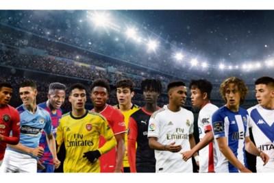 De nieuwe parels van het topvoetbal