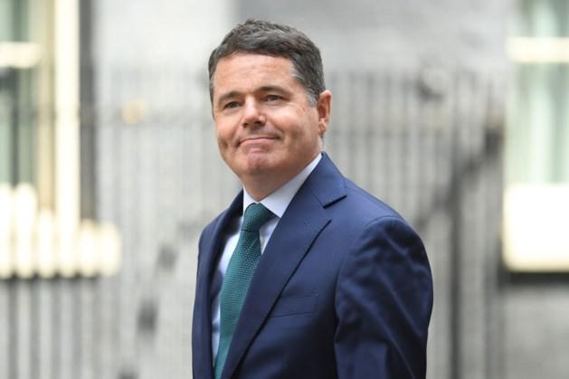 Ierse minister Donohoe gaat Eurogroep leiden