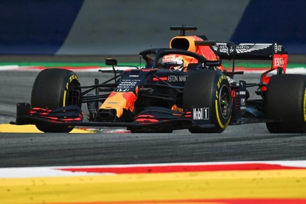 Verstappen snelste in tweede vrije training Formule 1
