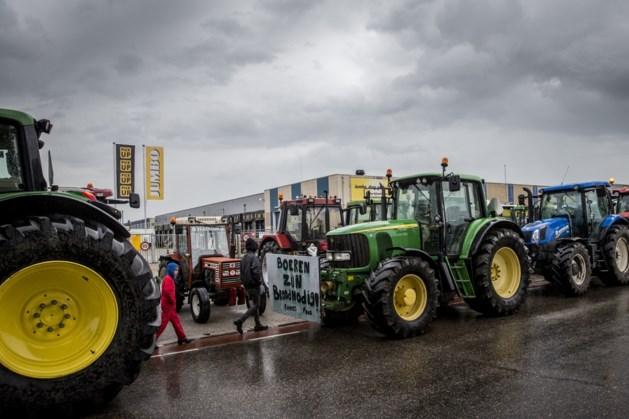 Supermarkten pleiten na boerenprotest voor collectief overlegorgaan