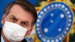 Bolsonaro ondanks corona in goede conditie