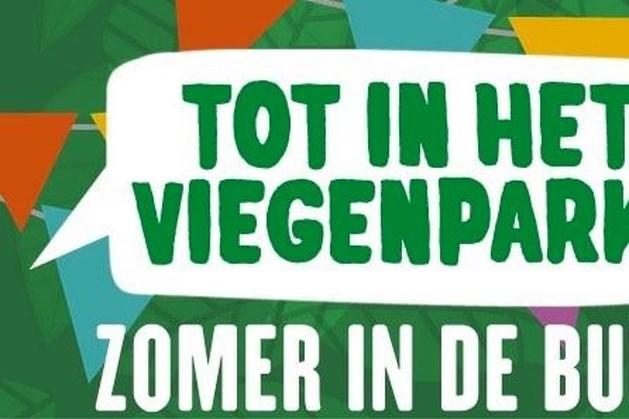 Zomerparkfestival in Viegenpark Maastricht