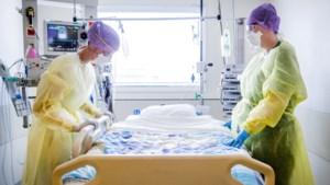 Aantal coronapatiënten in ziekenhuis stijgt boven de honderd