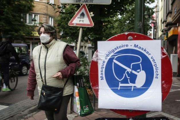 'Nieuwe mondkapjesplicht België goed nageleefd'