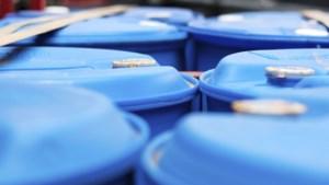 Drugsafval gedumpt in Nuth