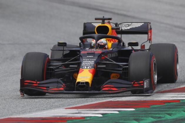 Verstappen: we waren te langzaam tegen Mercedes