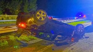 A73 paar uur dicht na crash tussen Horst en Venray
