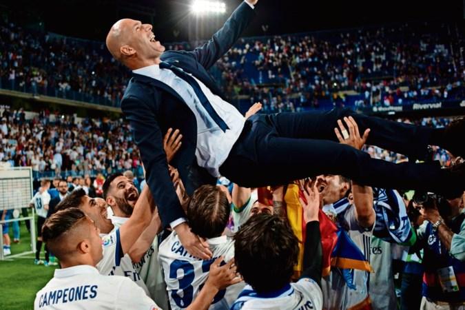 Zinedine Zidane: pragmatische prijzenpakker