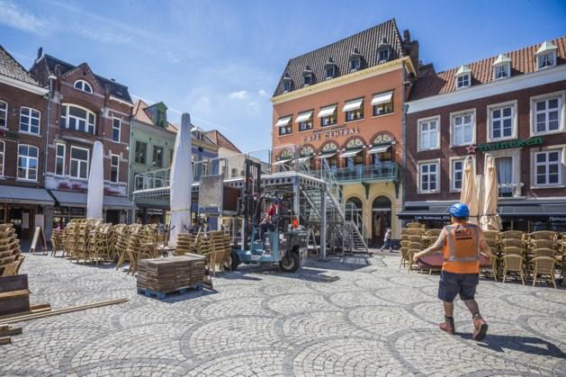Venlo geeft horecaondernemers korting op terrashuur