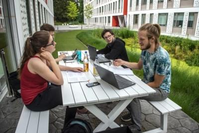 Studenten zijn de financiële steunpilaar van Vaals