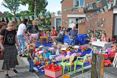 Alternatieve kindermarkt op 320 locaties in plaats van 1
