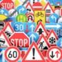 Bergen schept orde in chaos verkeersborden
