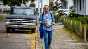 Wandelaar Jo Holten (62) 'verzamelt' te voet alle dorpen van Limburg