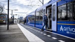 Onderhoud aan het spoor tussen Woonboulevard en De Kissel