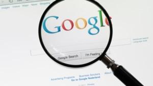600.000 euro boete Google België om niet wissen gegevens