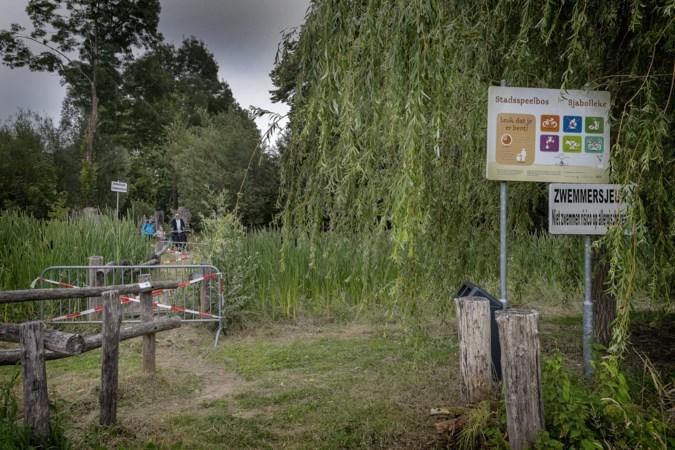 Kinderen spelen liever niet meer in het onderkomen stadsspeelbos van Sittard