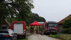Brandweer rukt uit voor ongeval met gevaarlijke stoffen in Maasbree