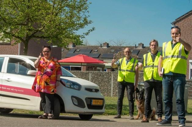 Ook nu corona lijkt af te nemen, wil Stein doorgaan met 'streetteams' met gemeentemedewerkers