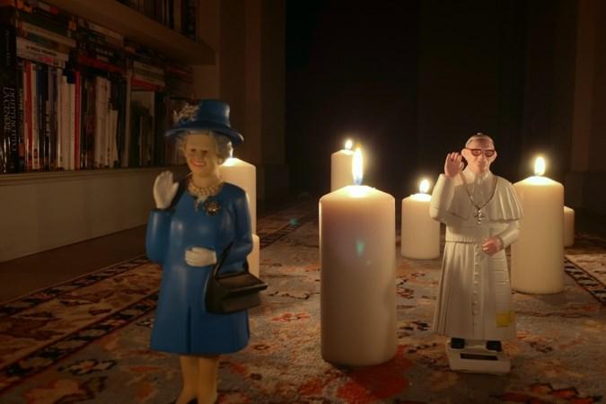 Recensie Homemade: Queen Elizabeth in lockdown met de paus