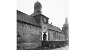 Bedrag voor herbouw poorttoren Slot Schaesberg