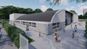 Omwonenden zien aanbouw van gymzaal bij IKC De Koperwiek niet zitten