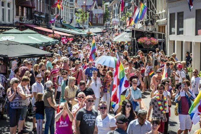 Heerlen is geen kandidaat voor Roze Zaterdag, maar wil wel zichtbaarder zijn als actieve regenboogstad
