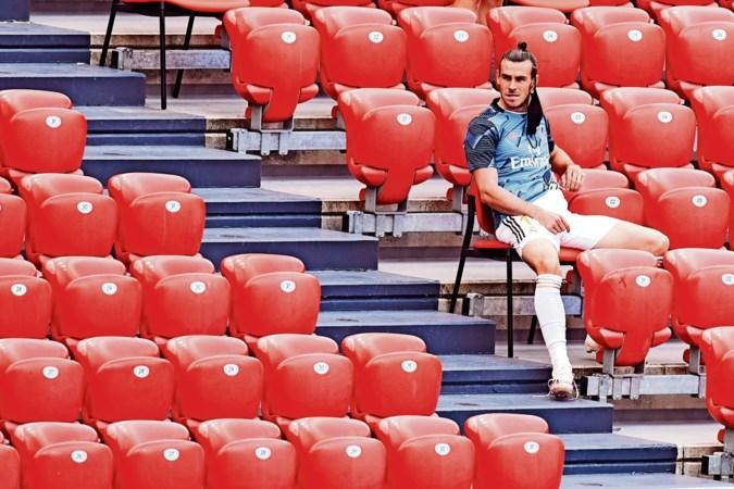 Titel van Real is in elk geval niet de titel van Gareth Bale