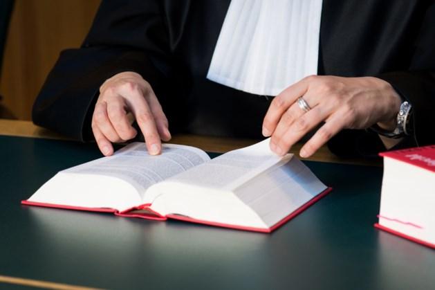 Minder rechters op een strafzaak om achterstand weg te werken