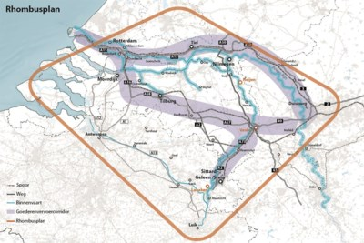 Ruim 10 miljoen euro voor uitbreiden binnenhavens
