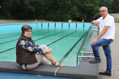 Een droog zwemseizoen voor buitenbaden in Noord-Limburg