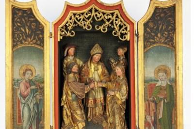 Maria-expositie in Salviuskerkje Limbricht