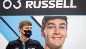 Williams in 2021 weer met Russell en Latifi in Formule 1