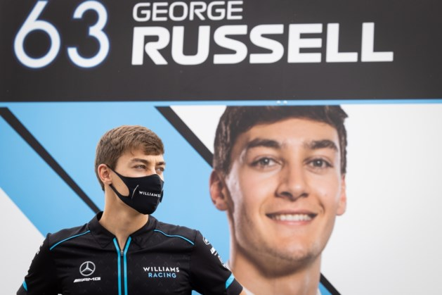 Williams in 2021 weer met Russell en Latifi in Formule 1