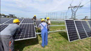 Duurzame energie onder hoogspanning