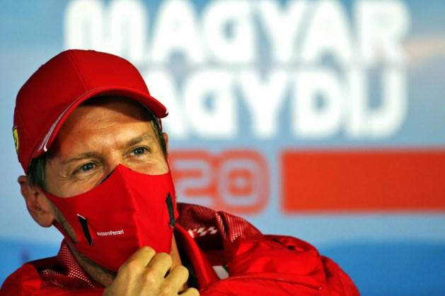 'Pérez moet wijken voor Vettel bij Racing Point'