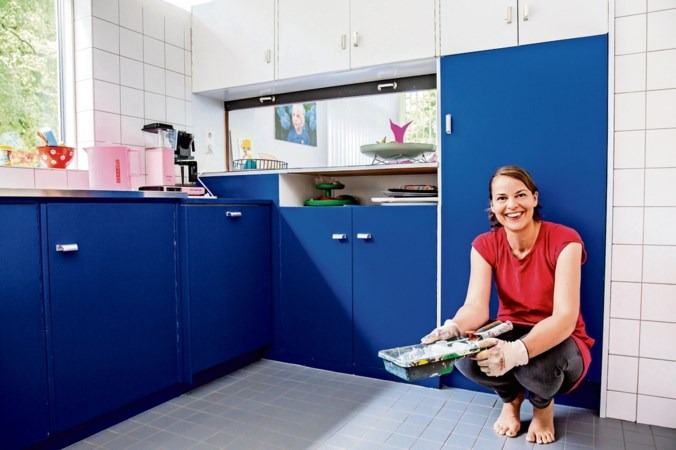 Zo pimp je je woning of meubel met een lik verf (gouden tip: schilderstape van de Action)