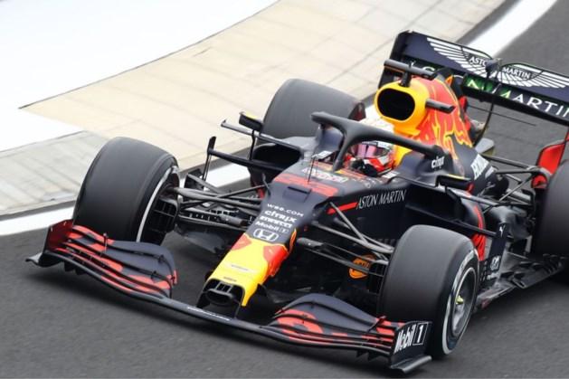 Mopperende Max Verstappen achtste in training Hongarije