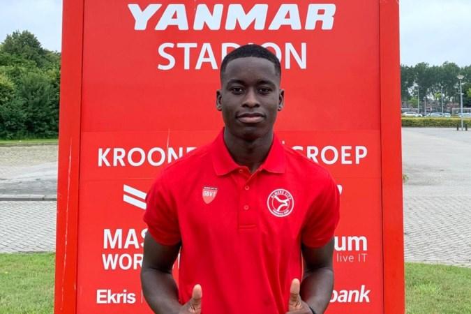 Gláucio werd bijna het land uitgezet, maar kan inmiddels weer dromen van een leven als profvoetballer: 'Ik zal SV Blerick nooit vergeten'