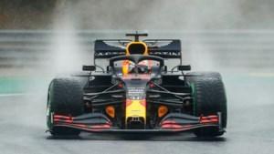 Tweede vrije training verregend: Max Verstappen zevende