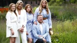 In beeld: Koning en gezin poseren voor jaarlijkse fotosessie