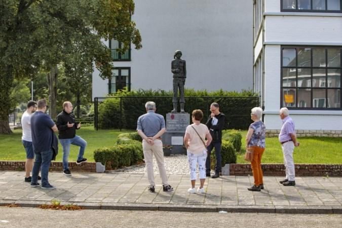 Op expeditie langs oorlogssporen en -herinneringen in Kerkrade