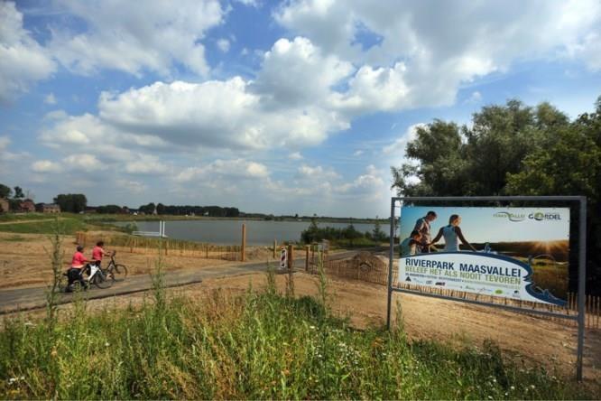 Groen licht voor kunstproject van 2,8 miljoen langs de Maas in Belgisch-Limburg