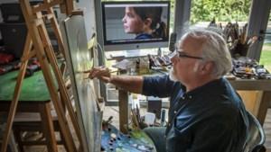 Schilder Dirk Bal: 'Zichtbaar blijven in moeilijke tijden'