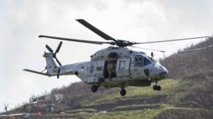 Defensie probeert gecrashte helikopter te bergen