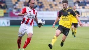 Niels Fleuren (33) plakt er toch nog een jaar aan vast bij TOP Oss: 'Mij hoor je niet klagen'